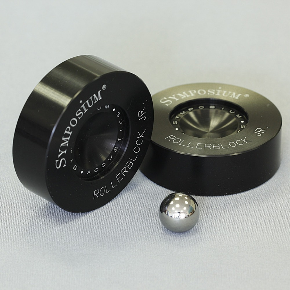 Абсорбер Symposium Rollerblock Jr. Carbide Ball+