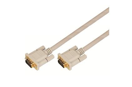Кабель видео VGA - VGA Rexant 17-5503-4 VGA (1 штука) 1.8m
