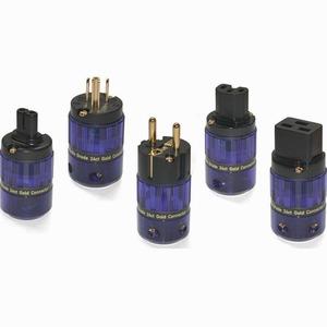 Разъем IEC C19 Isotek IEC C19