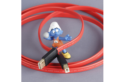 Кабель USB 2.0 Тип A - B WireWorld Starlight 7 USB A to B 0.5m