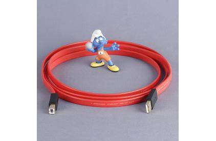 Кабель USB 2.0 Тип A - B WireWorld Starlight 7 USB A to B 1.0m