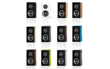 Колонка полочная Audio Physic CLASSIC COMPACT Glass Black high gloss