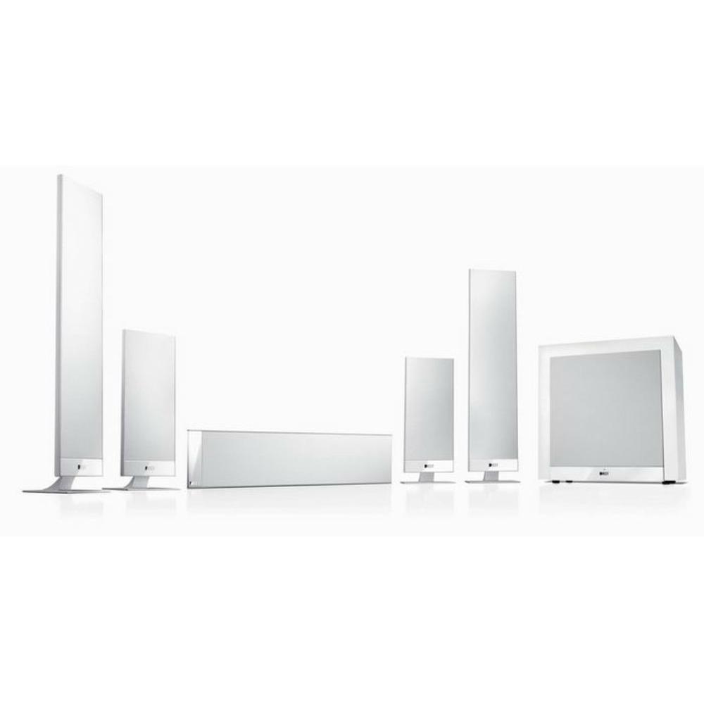 Комплект колонок KEF T205 System White