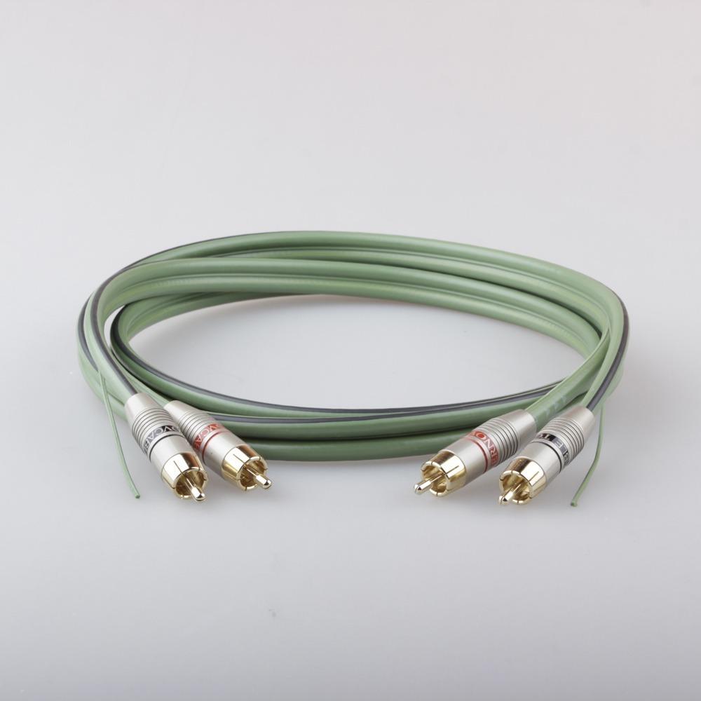 Кабель аудио 2xRCA - 2xRCA Tchernov Cable Standard 1 IC RCA 0.62m