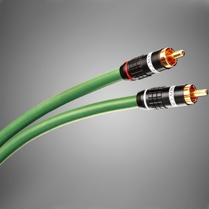 Кабель аудио 2xRCA - 2xRCA Tchernov Cable Standard 2 IC RCA 0.62m