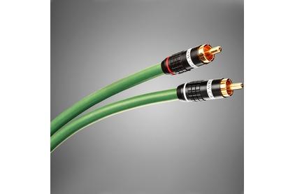 Кабель аудио 2xRCA - 2xRCA Tchernov Cable Standard 2 IC RCA 1.65m