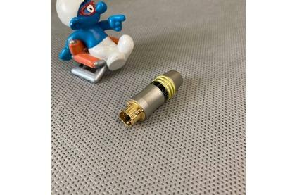 Разъем S-Video Tchernov Cable S-VHS Plug Original