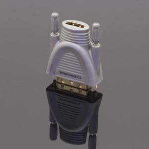 Переходник HDMI - DVI Tchernov Cable HDMI-DVI Adaptor
