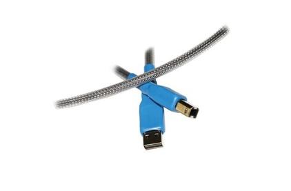 Кабель USB 2.0 Тип A - B Purist Audio Design USB 1.0m