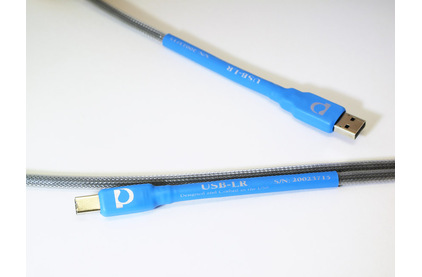 Кабель USB 2.0 Тип A - B Purist Audio Design USB 1.5m