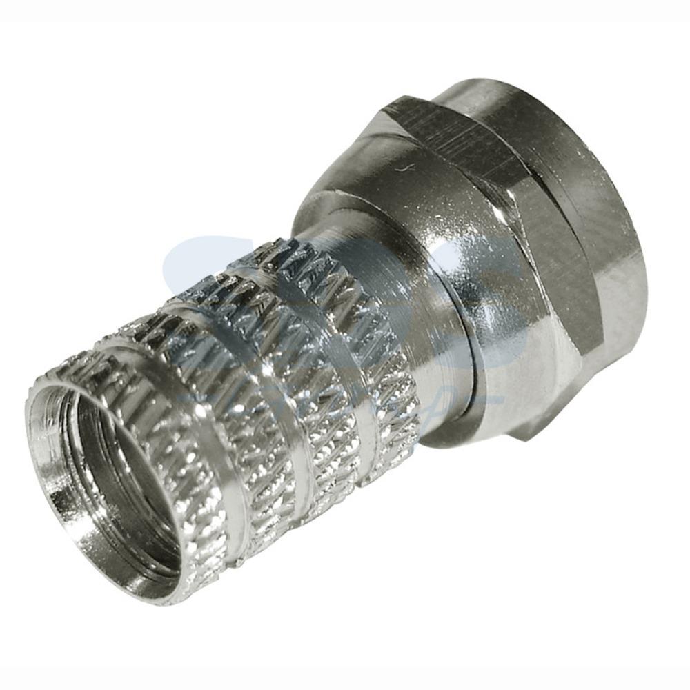 Разъем антенный F-типа PROconnect 05-4001-4 F-разъём RG-58 (03-008A) (1 штука)