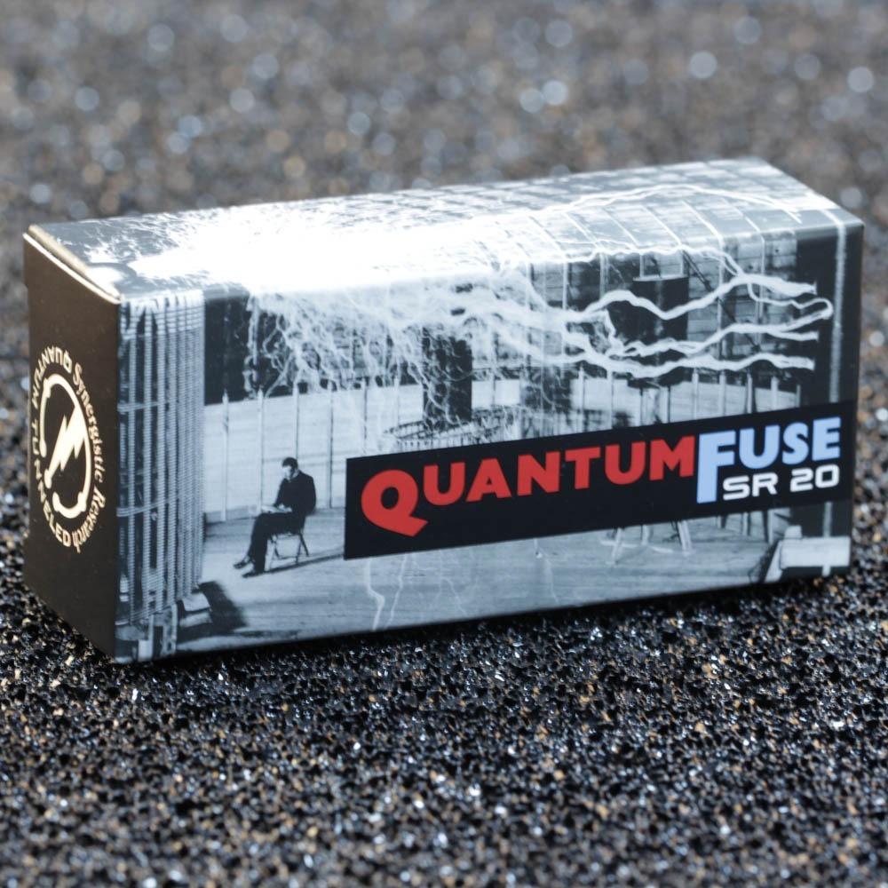 Предохранитель SLOW 20mm Synergistic Research Quantum Fuse SR20 Slow-Blow 1A (5x20mm)