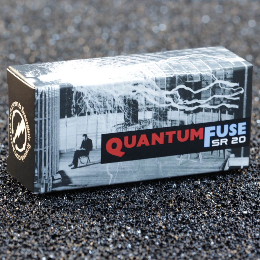 Предохранитель SLOW 20mm Synergistic Research Quantum Fuse SR20 Slow-Blow 2A (5x20mm)