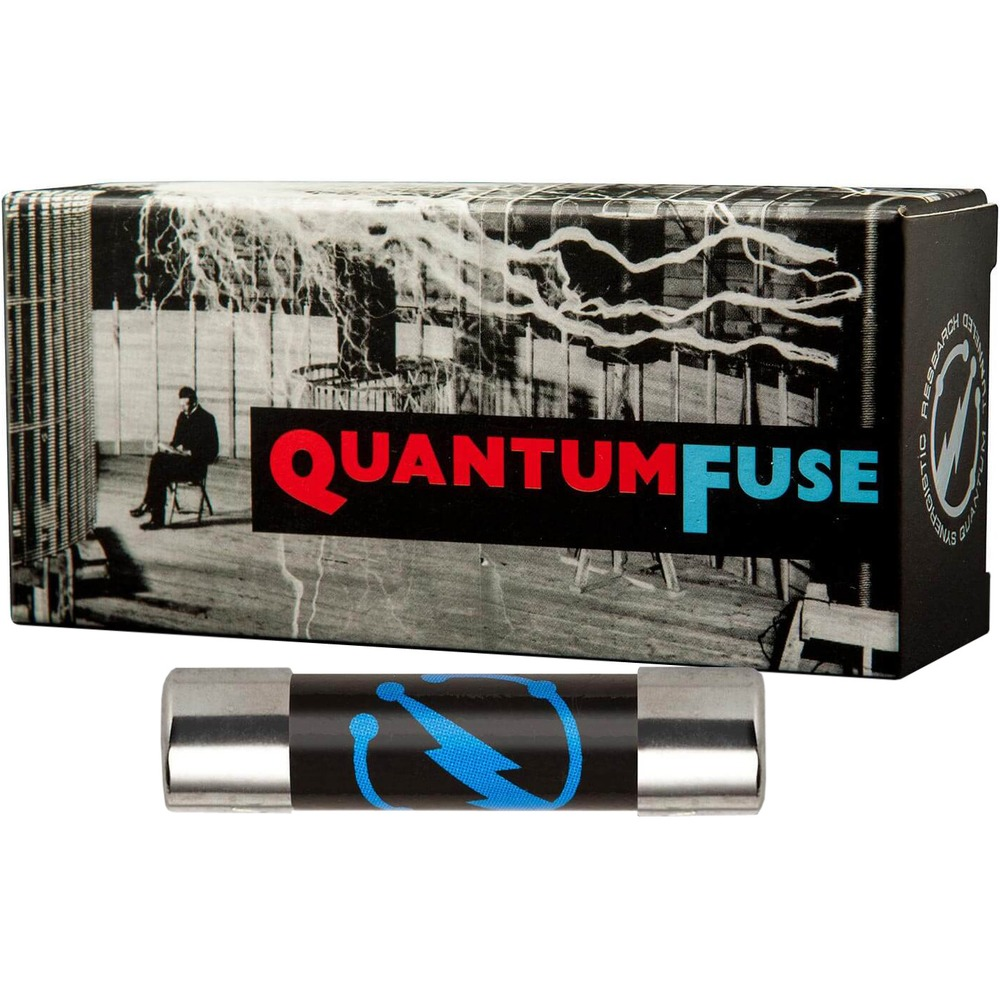Предохранитель SLOW 20mm Synergistic Research Quantum Fuse SR20 Slow-Blow 2.5A (5x20mm)