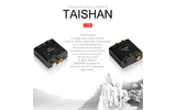 ЦАП портативный FiiO TAISHAN-D03K Black