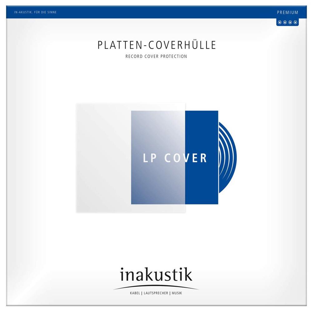 Конверты для виниловых пластинок Inakustik 004528006 Record Cover Protection