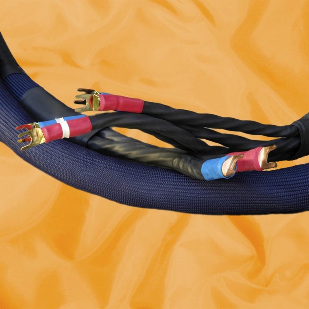 Акустический кабель Single-Wire Spade - Spade Kubala-Sosna Emotion Spade Single Wire 2.5m