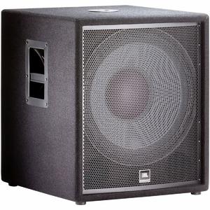 Сабвуфер концертный JBL JRX218S