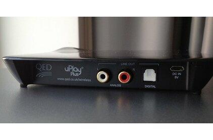 Bluetooth ресивер QED (QE2930) uPlay Plus