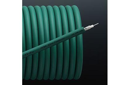 Отрезок акустического кабеля Furutech FX-Alpha-Ag (Арт. 255) 0.4m