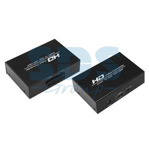 Преобразователь HDMI, аналоговое видео и аудио Rexant 17-6905 Конвертер SCART на HDMI (1 штука)