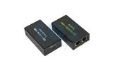 Передача по витой паре HDMI Rexant 17-6906 HDMI удлиннитель кат. 5е/6 (1 штука)