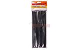 Термоклей Rexant 09-1004 черный (1 стержень)