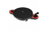 Проигрыватель виниловых дисков Pro-Ject Elemental Red-Black (OM-5E)