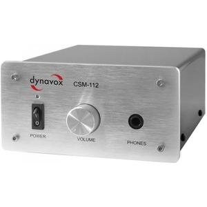 Усилитель для наушников DYNAVOX CSM-112 Silver (204246)