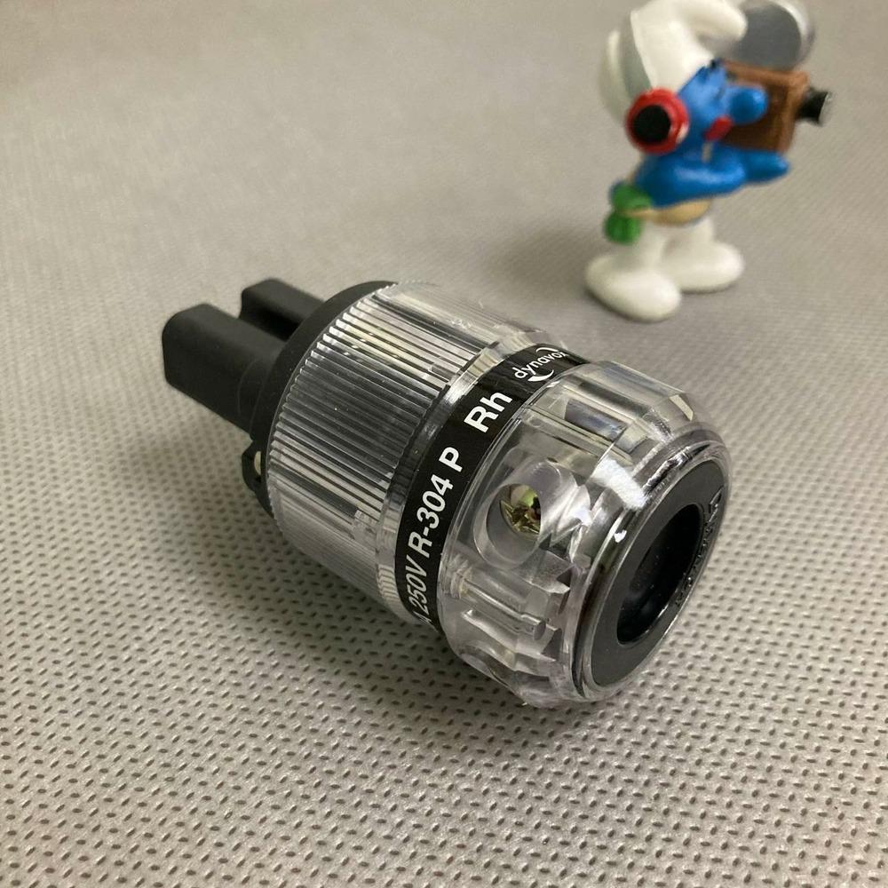 Разъем IEC C15 DYNAVOX IEC Connector R-304P Rhodium (206229)