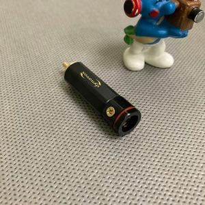 Разъем RCA (Папа) DYNAVOX RCA Plug Red (206066)