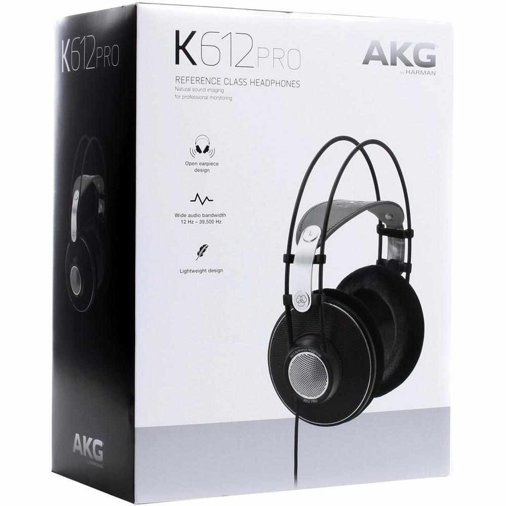 Наушники AKG K612 PRO