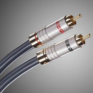 Кабель аудио 2xRCA - 2xRCA Tchernov Cable Special Mk II IC RCA 0.62m