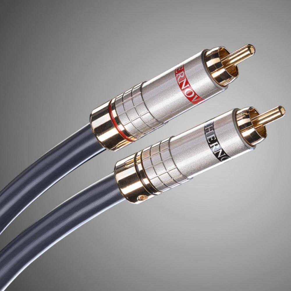 Кабель аудио 2xRCA - 2xRCA Tchernov Cable Special Mk II IC RCA 1.0m