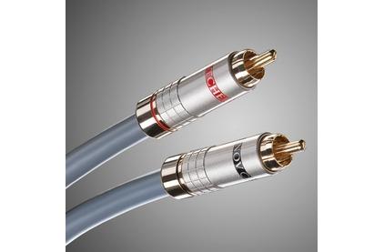 Кабель аудио 2xRCA - 2xRCA Tchernov Cable Special XS Mk II IC RCA 0.62m