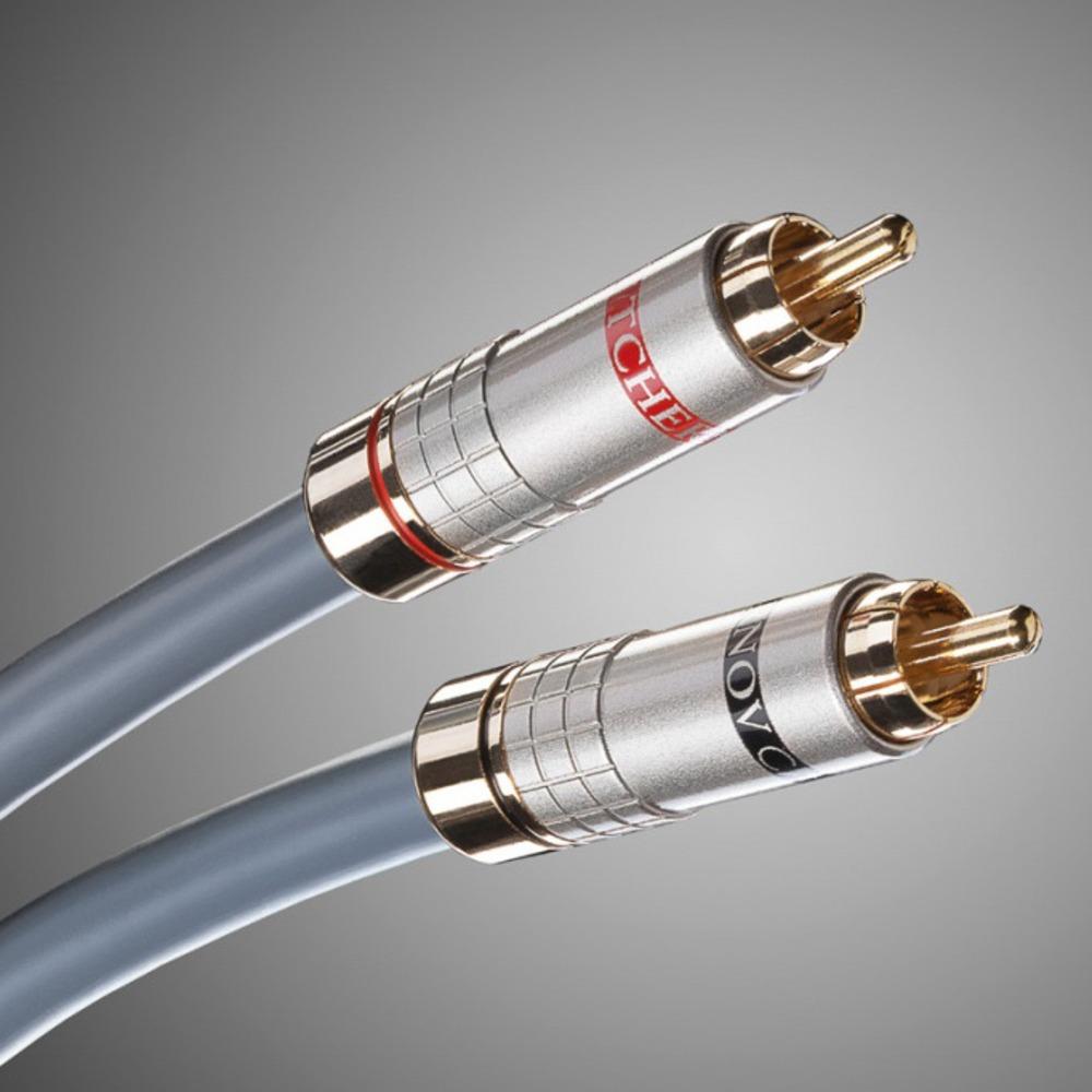 Кабель аудио 2xRCA - 2xRCA Tchernov Cable Special XS Mk II IC RCA 1.0m