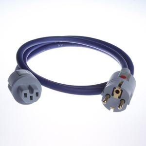 Кабель силовой Schuko - IEC C13 Isotek EVO3 Premier Power Cable (EU Shuko - IEC C15) 1.5m