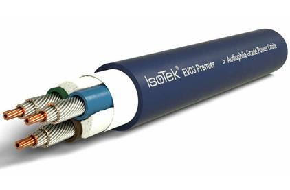 Кабель силовой Schuko - IEC C19 Isotek EVO3 Premier Power Cable (EU Shuko - IEC C19) 1.5m