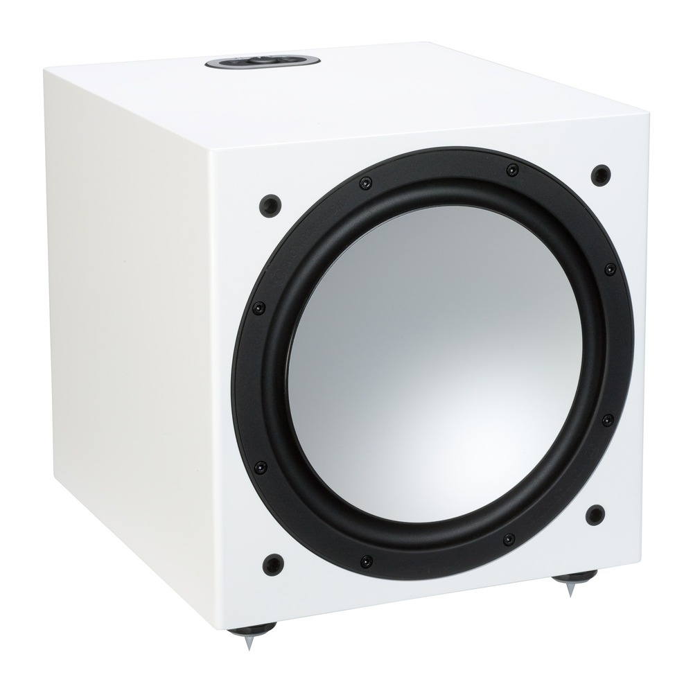 Сабвуфер Monitor Audio Silver W12 Gloss White