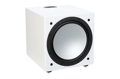 Сабвуфер Monitor Audio Silver W12 Gloss White