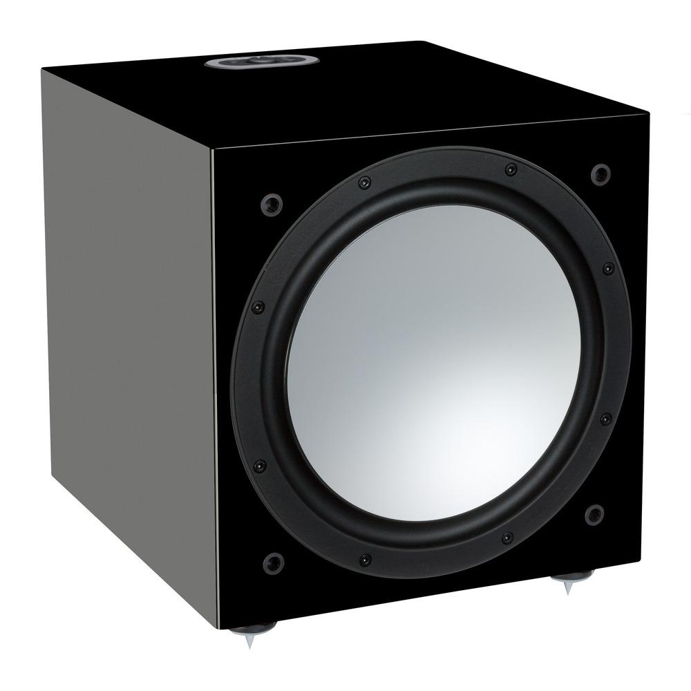Сабвуфер Monitor Audio Silver W12 High Gloss Black