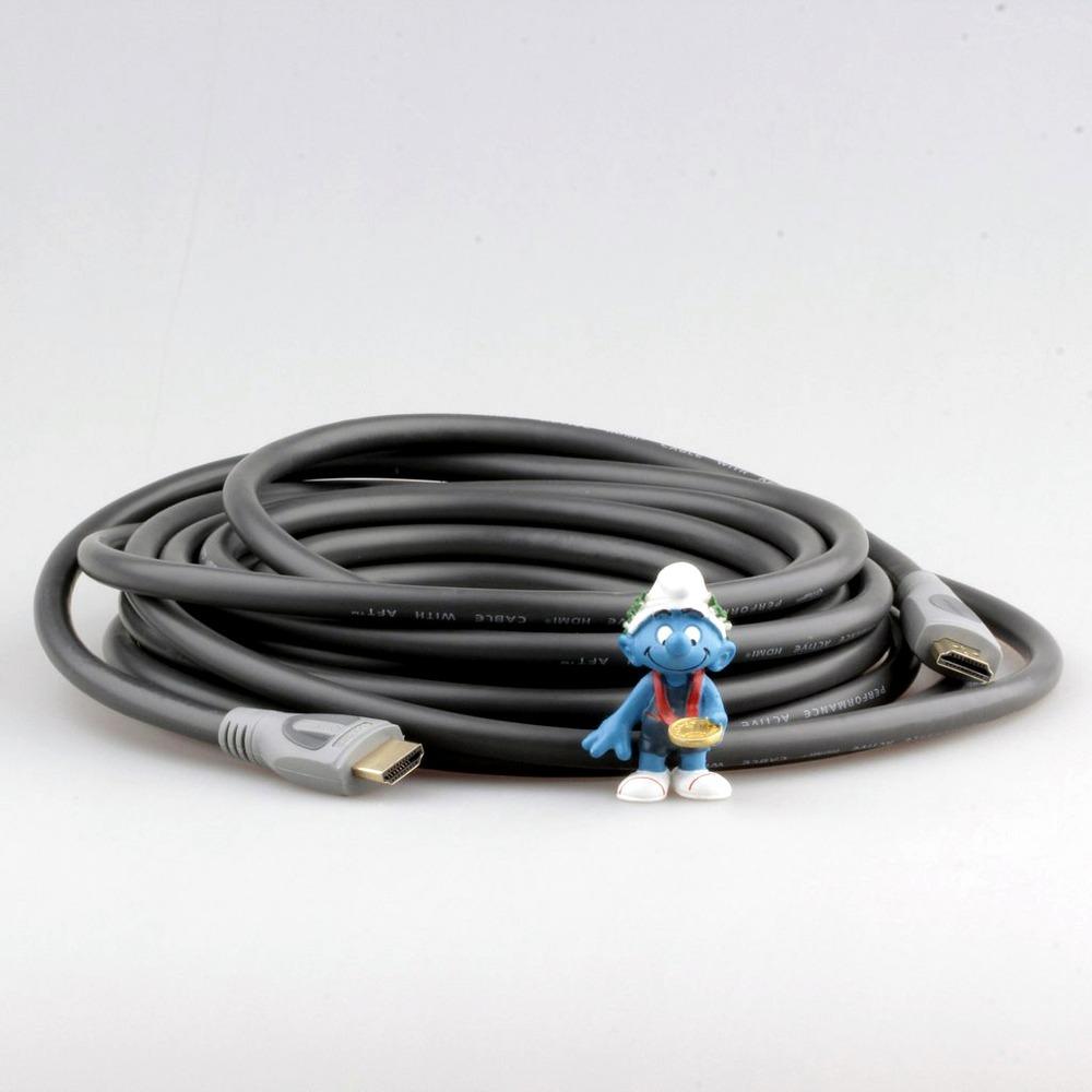 Кабель HDMI - HDMI QED (QE6011) Performance Active HDMI 8.0m