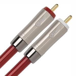 Кабель аудио 2xRCA - 2xRCA QED (QE2450) Reference Audio 40 0.6m