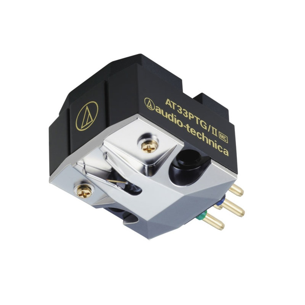 Головка звукоснимателя Audio-Technica AT33PTG/II