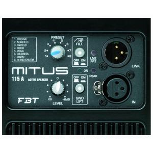 Колонка концертная FBT MITUS 115A