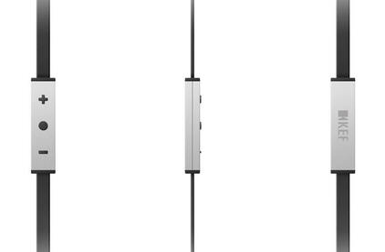 Наушники KEF M500