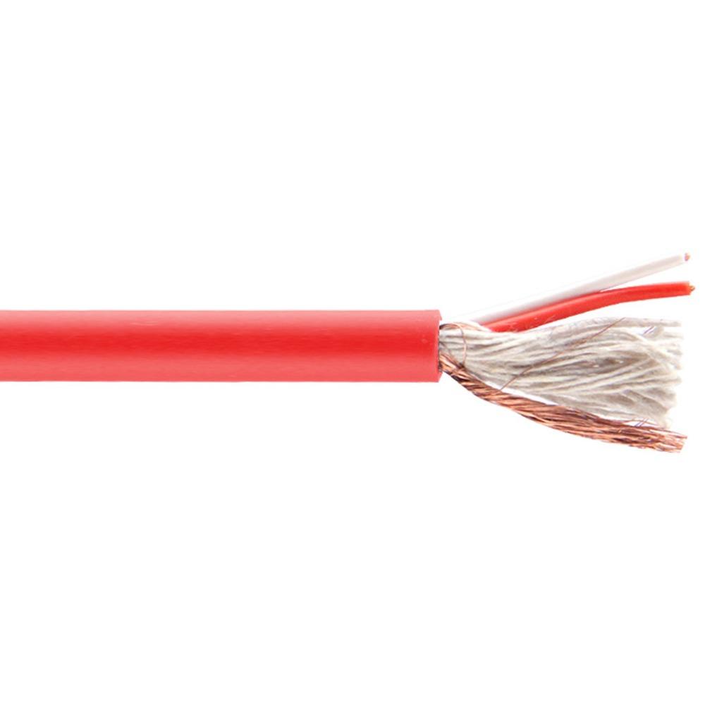 Кабель микрофонный в нарезку Belsis BW7822 Red
