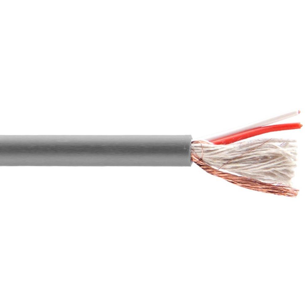 Кабель микрофонный в нарезку Belsis BW7824 Gray