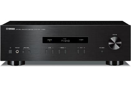 Усилитель интегральный Yamaha A-S201 Black
