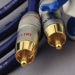 Кабель аудио 2xRCA - 2xRCA DH Labs BL-1 Interconnect RCA 3.0m